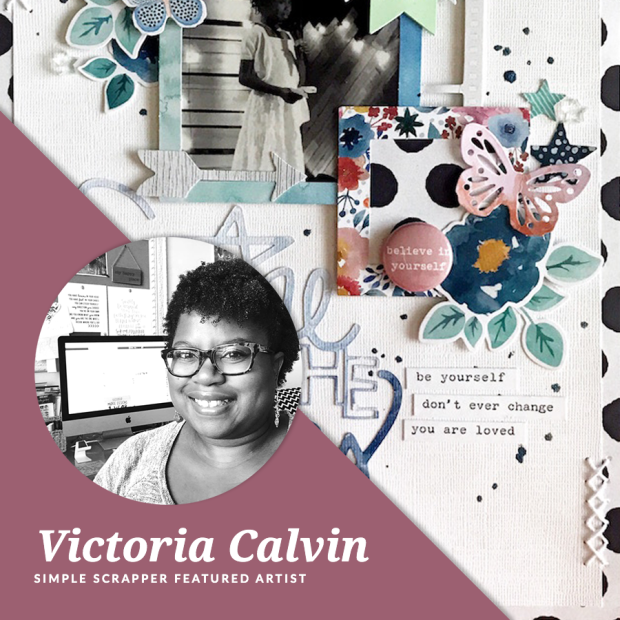 Victoria Calvin Featured Artist